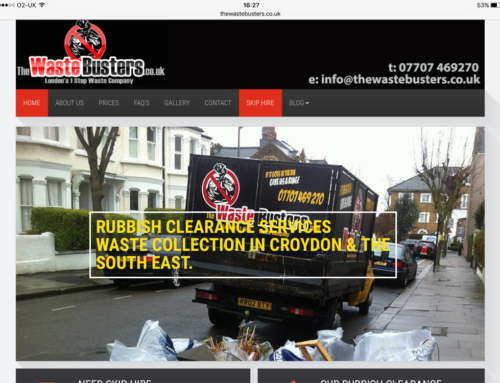 Waste Busters Rubbish Clearance Croydon